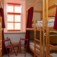 Хостел Фонтанка 22 Кровать в женском общем номере с двухъярусной кроватью фото 13
