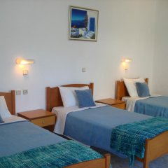 Отель Elpida Beach Studios Студия с различными типами кроватей фото 2