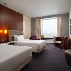 Hilton Saint Petersburg Expoforum Hotel 4* Стандартный номер с различными типами кроватей фото 2