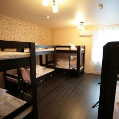 Хостел Иж Кровать в общем номере с двухъярусной кроватью фото 10