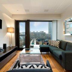 Отель Roman House Apartment Великобритания, Tottenham - отзывы, цены и фото номеров - забронировать отель Roman House Apartment онлайн комната для гостей фото 3