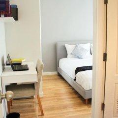 Отель United Residence Таиланд, Бангкок - отзывы, цены и фото номеров - забронировать отель United Residence онлайн сейф в номере