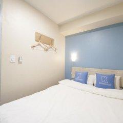 Отель K-guesthouse Sinchon 2 2* Номер категории Эконом с различными типами кроватей фото 3