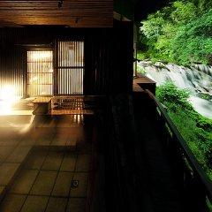 Отель Syosuke No Yado Takinoyu Япония, Айдзувакамацу - отзывы, цены и фото номеров - забронировать отель Syosuke No Yado Takinoyu онлайн бассейн фото 3