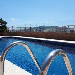 Отель Silken Ramblas Испания, Барселона - 5 отзывов об отеле, цены и фото номеров - забронировать отель Silken Ramblas онлайн бассейн фото 3