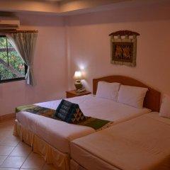 Отель Seven Oak Inn 2* Стандартный семейный номер с двуспальной кроватью фото 5