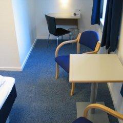 BB-Hotel Vejle Park 3* Стандартный номер с различными типами кроватей фото 2