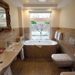 Гостиница Делис 3* Улучшенный люкс с различными типами кроватей фото 4