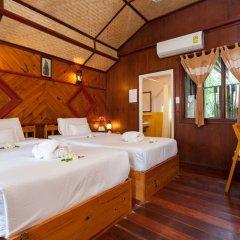 Отель Palm Leaf Resort Koh Tao 3* Бунгало с различными типами кроватей
