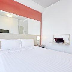 Отель Red Planet Bangkok Asoke 2* Стандартный номер с различными типами кроватей фото 19