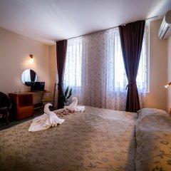 Hotel Kavkaz Golden Dune - Все включено 4* Стандартный семейный номер с двуспальной кроватью фото 9