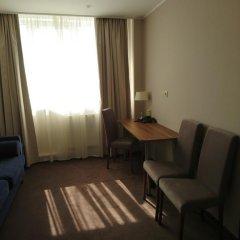 Гостиница Маяк Номер Делюкс с разными типами кроватей фото 2