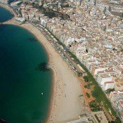 Отель Apartamentos Blanes Испания, Бланес - отзывы, цены и фото номеров - забронировать отель Apartamentos Blanes онлайн пляж