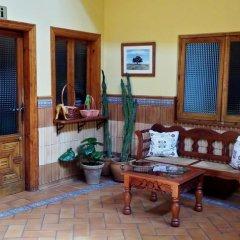 Отель Hostal Casa Apelio интерьер отеля