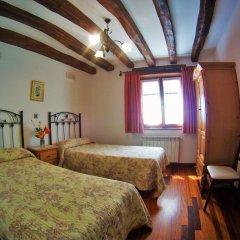 Отель Viviendas Rurales El Canton Тресвисо комната для гостей