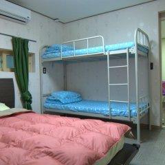 Kimchee Downtown Guesthouse - Hostel Люкс повышенной комфортности с различными типами кроватей фото 2