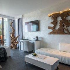 Отель Mas Tapiolas Suites Natura комната для гостей фото 5