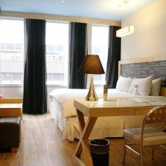 Отель TRYP By Wyndham Times Square South 4* Номер Делюкс с двуспальной кроватью