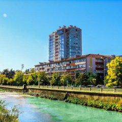 Yozh Hostel Сочи приотельная территория