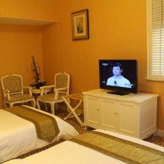 Отель Ming Wah International Convention Centre Номер Делюкс