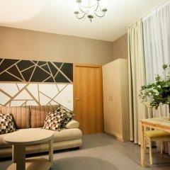 Гостиница Rosa Village 2* Стандартный семейный номер с двуспальной кроватью фото 8