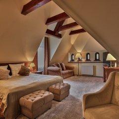Grand Hotel Stamary Wellness & Spa 4* Номер Делюкс с различными типами кроватей