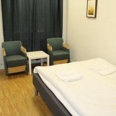 Birka Hostel Стандартный номер с двуспальной кроватью фото 5