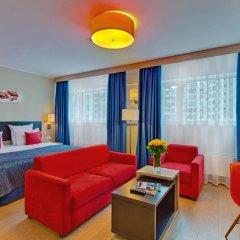 Гостиница Севастополь Модерн 3* Студия разные типы кроватей