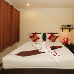 Отель Silver Resortel Номер Эконом с двуспальной кроватью фото 16