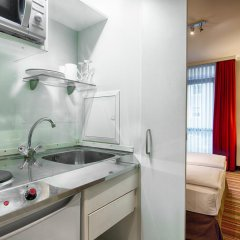 Leonardo Hotel & Residenz München 3* Номер Комфорт с различными типами кроватей фото 5