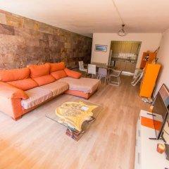 Отель Cuana Испания, Курорт Росес - отзывы, цены и фото номеров - забронировать отель Cuana онлайн комната для гостей фото 9