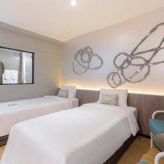 Pearl Hotel 3* Номер Делюкс разные типы кроватей фото 2