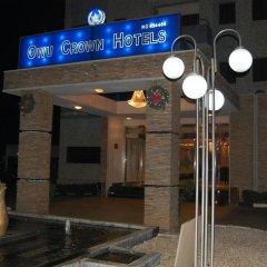 Owu Crown Hotel 4* Стандартный номер с различными типами кроватей фото 4