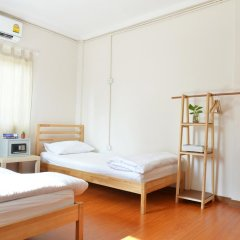 PanPan Hostel Bangkok Стандартный семейный номер