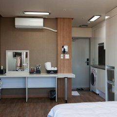 Отель YD Residence Южная Корея, Сеул - отзывы, цены и фото номеров - забронировать отель YD Residence онлайн удобства в номере фото 2