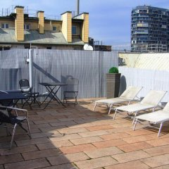 Апартаменты Royal Living Apartments бассейн