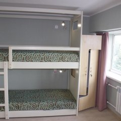 Гостиница Посадский 3* Кровать в женском общем номере с двухъярусными кроватями фото 2