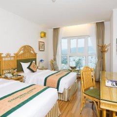 Green World Hotel Nha Trang 4* Улучшенный номер фото 3