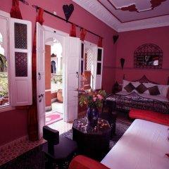 Отель Riad L'Arabesque 3* Стандартный номер с 2 отдельными кроватями фото 5