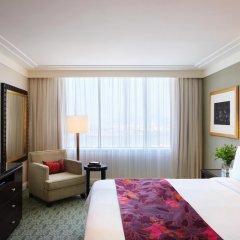 JW Marriott Hotel Seoul 5* Улучшенный номер с различными типами кроватей фото 7