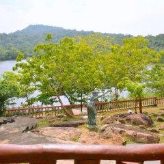 Отель Kodigahawewa Forest Resort 3* Стандартный номер с различными типами кроватей фото 12