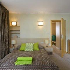 Отель Media Park 4* Улучшенные апартаменты фото 7