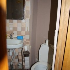 Мини-Отель Солнце Номер Эконом с 2 отдельными кроватями фото 8