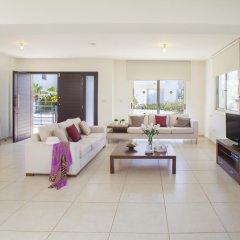 Отель Athina Villa 8 Кипр, Протарас - отзывы, цены и фото номеров - забронировать отель Athina Villa 8 онлайн комната для гостей фото 4