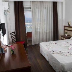 Hotel Finike Marina 3* Стандартный номер с двуспальной кроватью