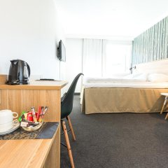 Отель Fjordgaarden Mo 3* Стандартный номер с различными типами кроватей фото 2