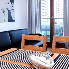 Отель Exclusive Apartments - Pańska Польша, Варшава - отзывы, цены и фото номеров - забронировать отель Exclusive Apartments - Pańska онлайн комната для гостей фото 2