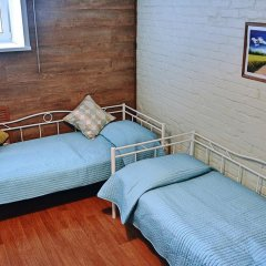 Хостел Кукуруза Номер Эконом с разными типами кроватей (общая ванная комната) фото 10