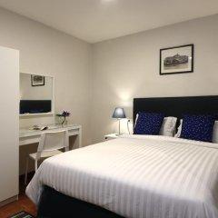 Отель Ratchadamnoen Residence 3* Стандартный номер с двуспальной кроватью фото 7