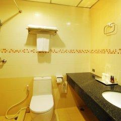 Отель Baywalk Residence Pattaya By Thaiwat 3* Номер Делюкс с разными типами кроватей фото 5